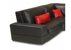 Модуль кресло с подлокотником Монца описание, фото, выбор ткани или обивки, цены, характеристики