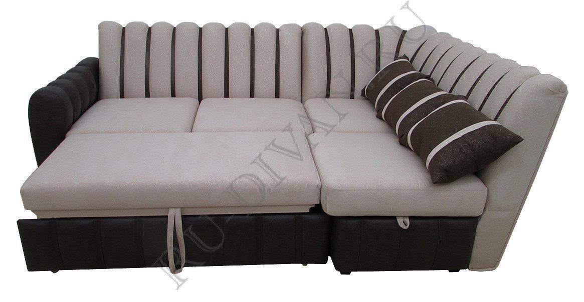 Угловой белый диван в Москве с доставкой