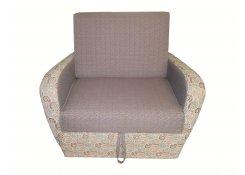 Кресло-кровать Блюз 5АК описание, фото, выбор ткани или обивки, цены, характеристики