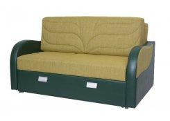 Выкатной диван Диана (Зеленый)