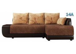 Угловой диван Нью Йорк серый