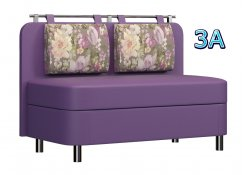 Кухонная лавка Лагуна М5 фиолетовый