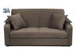 Кресло-кровать Денвер серое