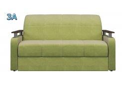 Кресло-кровать Денвер зелёное