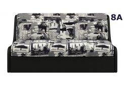 Диван аккордеон Токио описание, фото, выбор ткани или обивки, цены, характеристики