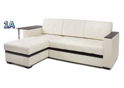 Угловой диван Атланта со столиком