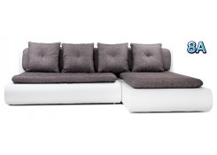 Угловой диван Кормак серый