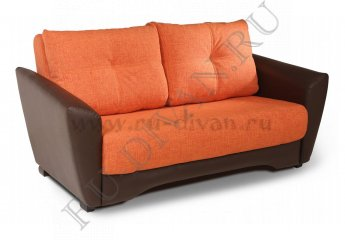Диван Комфорт-евро 2 выкатной фото 1 цвет оранжевый