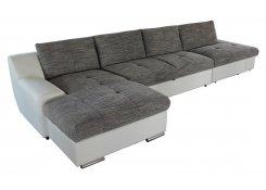 Угловой диван Чикаго БП большого размера