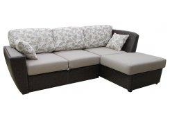 Угловой диван Престиж 6 описание, фото, выбор ткани или обивки, цены, характеристики