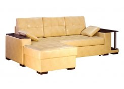 Угловой диван Квант со столиком