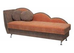 Диван-тахта Сафи-люкс оранжевый