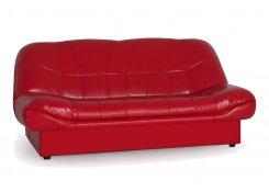 Красные диваны