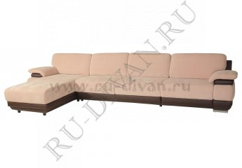 Угловой диван Сен-Тропе модульный фото 1 цвет бежевый