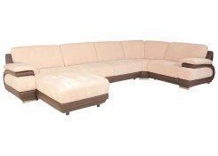 Модульный диван-кровать Сен-Тропе большого размера