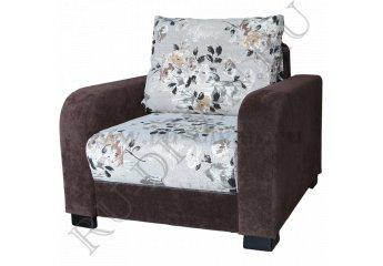 Кресло Премьер цвета: розовый, коричневый