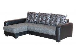 Угловой диван Премьер (Серый)