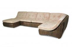 Модульный диван-кровать Монреаль двухместный раскладной