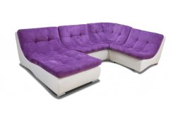 Модульный диван Монреаль 408 описание, фото, выбор ткани или обивки, цены, характеристики