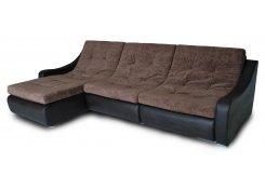Угловой диван Монреаль (Коричневый)