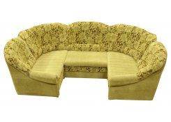 Угловой диван Рада-П (Желтый)