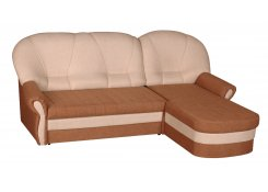 Угловой диван с тахтой Рада