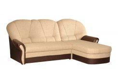 Угловой диван с тахтой Рада (Бежевый)
