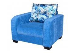 Кресло-кровать Премьер синее