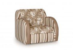 Кресло-кровать Феникс коричневое