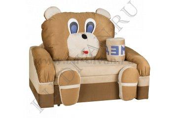 Диван Мишка с медом – доставка фото 1 цвет бежевый