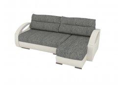 Угловой диван Ласка серый
