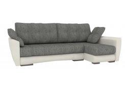Угловой диван Комфорт-евро ДП (Серый)
