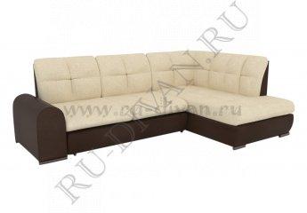 Угловой диван Кристофер 2 фото 1 цвета: бежевый, коричневый