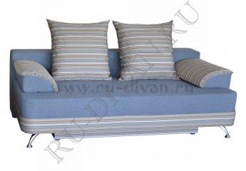 Диван Монтилья еврокнижка фото 1 цвет голубой