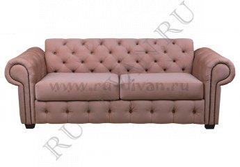 Диван Челентано двухместный – доставка фото 1 цвет розовый