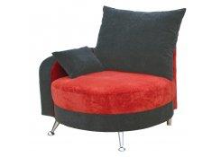 Кресло Волна (Красный)