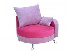 Кресло Волна (Розовый)