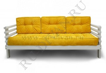 Диван Стоун фото 1 цвет желтый
