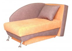 Диван Нюша оранжевый