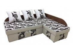 Угловой диван Шик описание, фото, выбор ткани или обивки, цены, характеристики