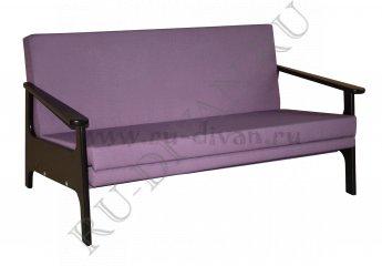 Диван-раскладушка Садовод фото 1 цвет фиолетовый