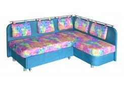 Угловой диван Лагуна-2 (Голубой)