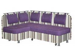 Угловой диван Лагуна-2 (Фиолетовый)