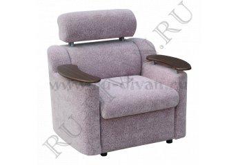 Кресло Лючиана-1 фото 1 цвет фиолетовый