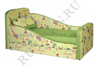 Диван Микка детский цвет зеленый