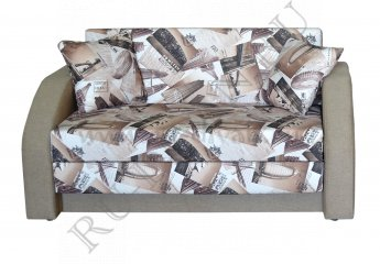 Диван-раскладушка Феникс фото 1 цвет серый