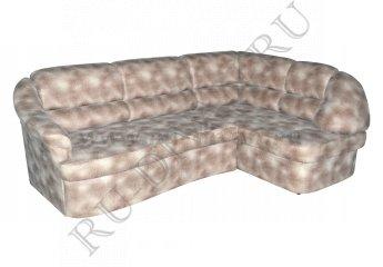 Угловой диван Рузанна – отзывы покупателей фото 1 цвет бежевый
