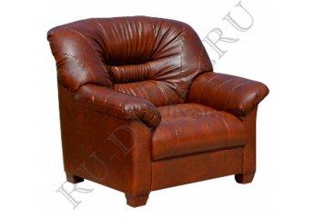 Кресло Демократ фото 1 цвет коричневый
