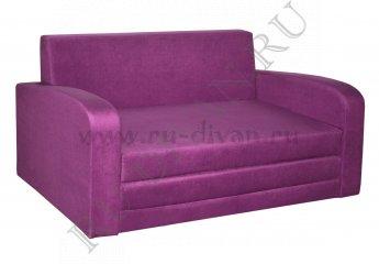 Диван Лоид выкатной фото 1 цвет фиолетовый
