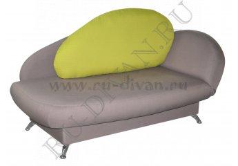 Диван-кушетка Дольчи – характеристики фото 1 цвет серый